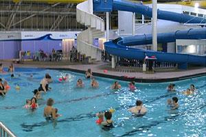 Bexhill Leisure Pool Ravenside Retail Park Bexhill Glyne Gap
